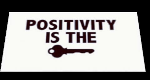 spreuken positivisme GELOVEN is een bewuste KEUZE voor POSITIVISME… (Miet Crabbé  spreuken positivisme
