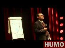 Embedded thumbnail for Arnout Van den Bossche - winnaar Humo's comedy cup 2009
